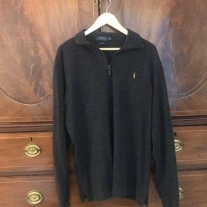 Polo Ralph Lauren Zip-up Sweater